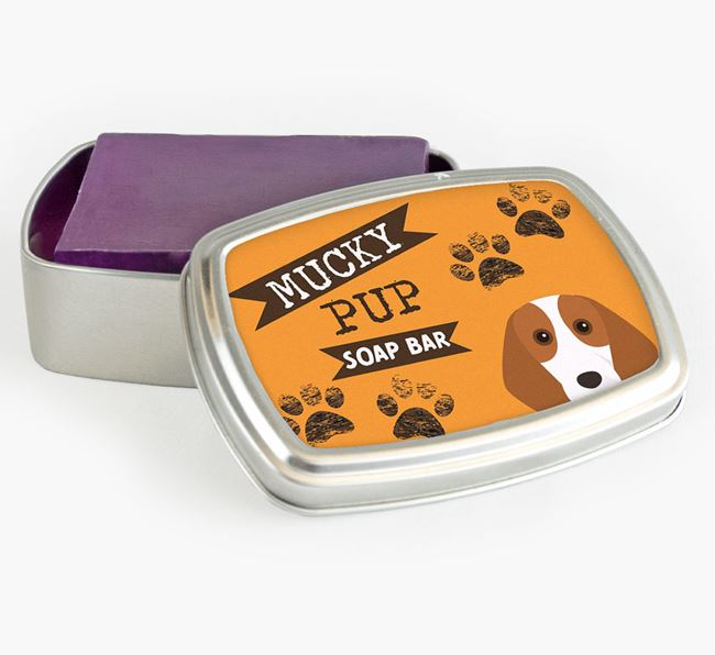 'Mucky Pup' Soap Bar for your Beagle