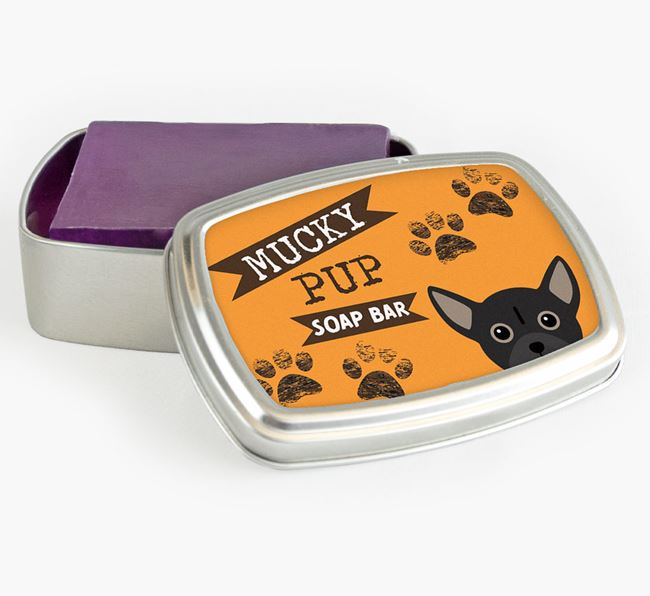 'Mucky Pup' Soap Bar for your Chug