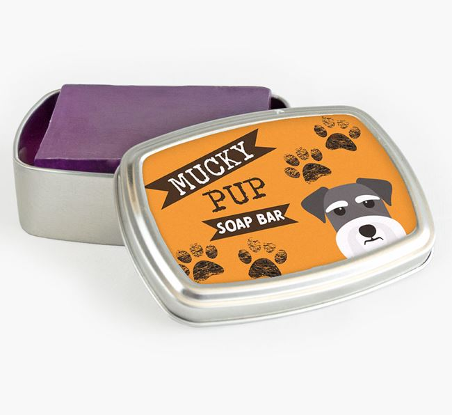 'Mucky Pup' Soap Bar for your Dog