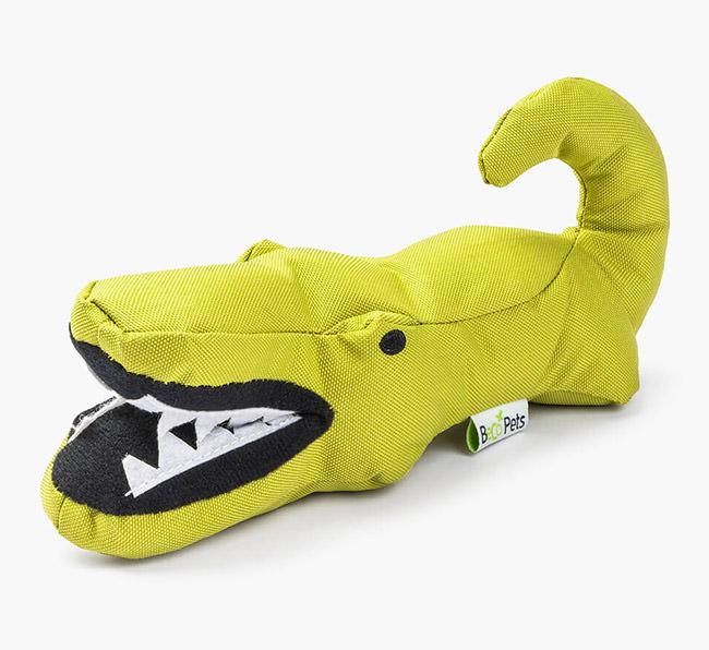 Beco Soft Toy - Aretha the Alligator