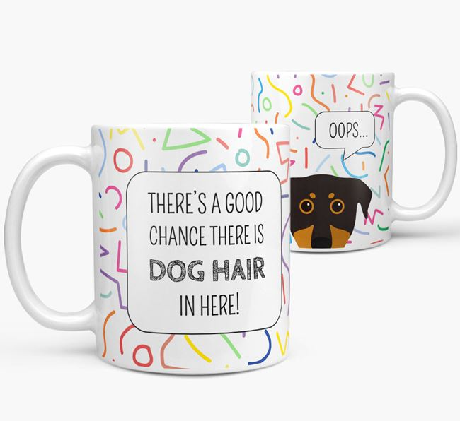 Oops' Mug with Beauceron Icon