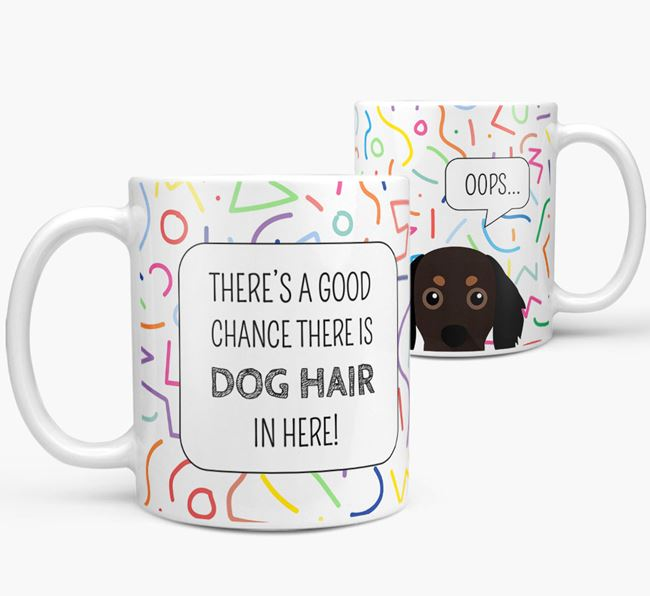 Oops' Mug with Cavapom Icon