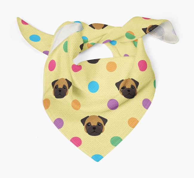 'Spots' Bandana for your Frug