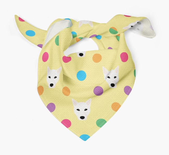 'Spots' Bandana for your Mixed Breed