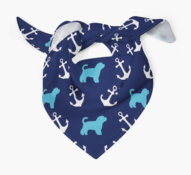 'Anchor' Bandana for your Dog