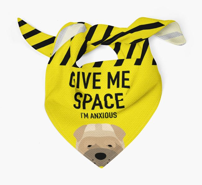 Give Me Space Dog Bandana for your Dog